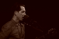 Pokey Lafarge with The Easy Leaves